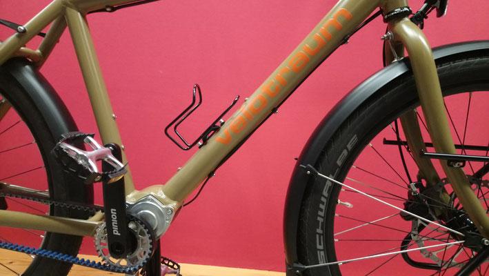 das Piniongetriebe ist für manche Radler bisher nur ein Traum gewesen - in Weil der Stadt kann er wahr werden