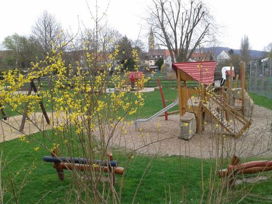 Spielplatz Niederhofen