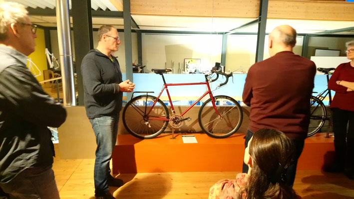 Wie Alles begann - das erste Fahrrad der Veloträumer