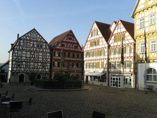 Marktplatz Leonberg