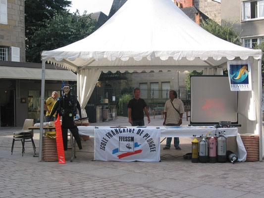 Brive Coeur de Ville - Septembre : nous y avons notre stand tous les ans et nous adorons cette manifestation !