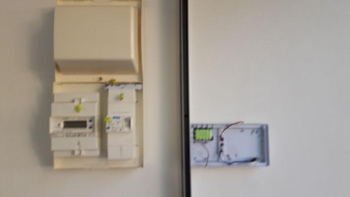 Electrivité et rideau électrique : Chek !