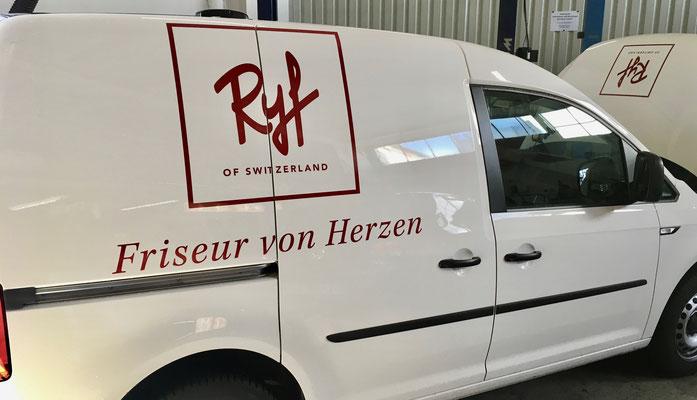 Fahrzeugfolierung Ryf