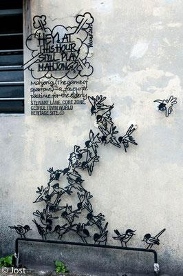 Street Art Penang George Town