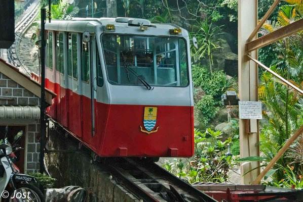 Railway to Penang Hill  - Penang George Town