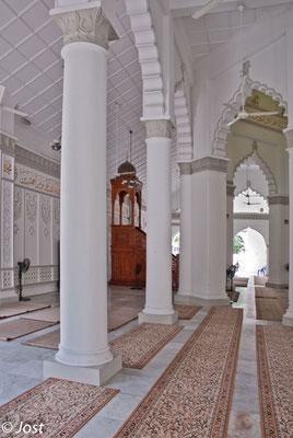 Kapitan Kelling Mosque  - Penang George Town