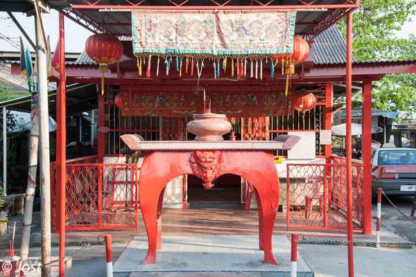 Chinese Getties  - Penang George Town