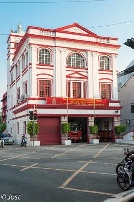 Fire Brigade - Penang George Town