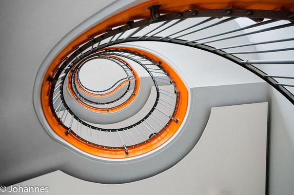 Treppen Durchblick