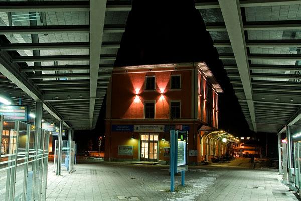 Landsberg Bahnhof