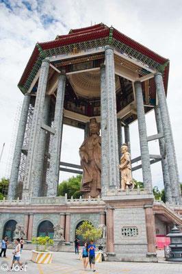 Kek Lok Si  Buddhist Temple   - Penang George Town