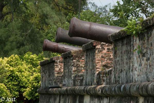 Fort Cornwallis  - Penang George Town
