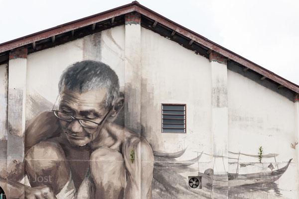 Wall Painting Balik Pulau