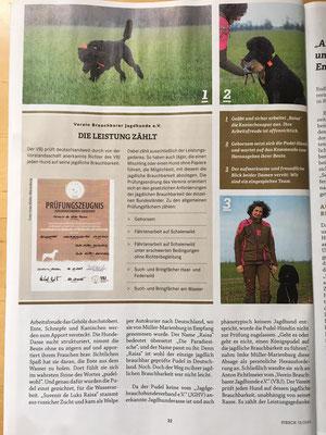 Jagd-Zeitung PIRSCH