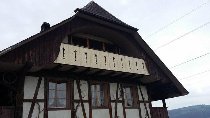 Balkonbretter neu