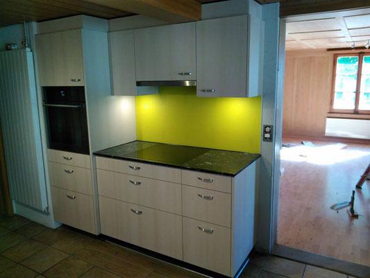 Erweiterung zur bestehenden Küche