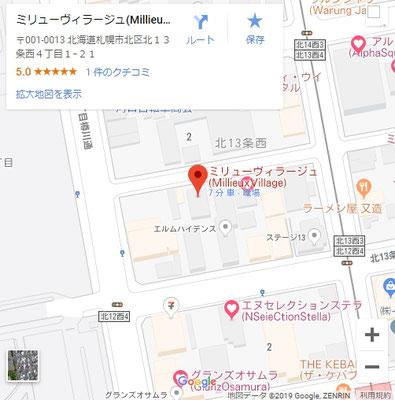 Google_Map_MillieuxVillage