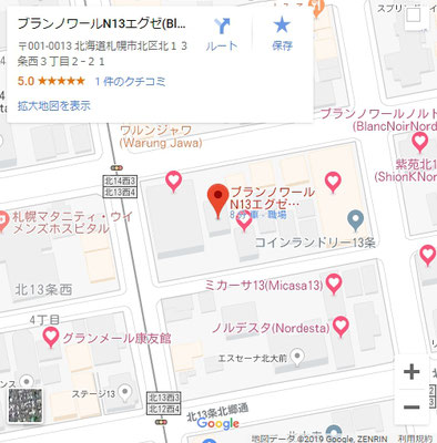 Google_Map_BlancNoirN13Exe