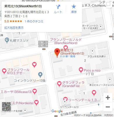 Google_Map_ShionKNorth13