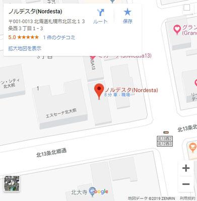 Google_Map_Nordesta