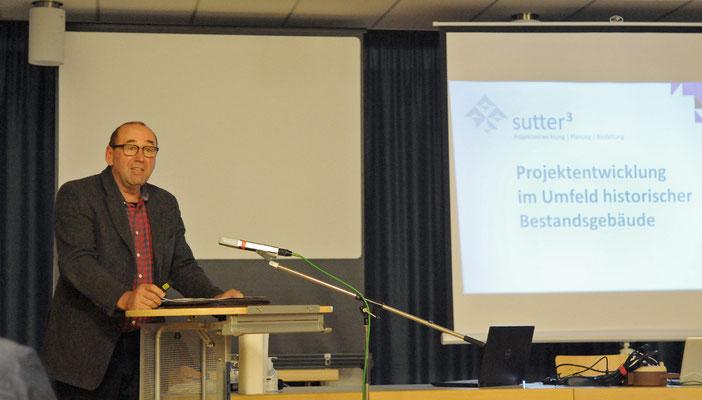 Willi Sutter, Freiburg