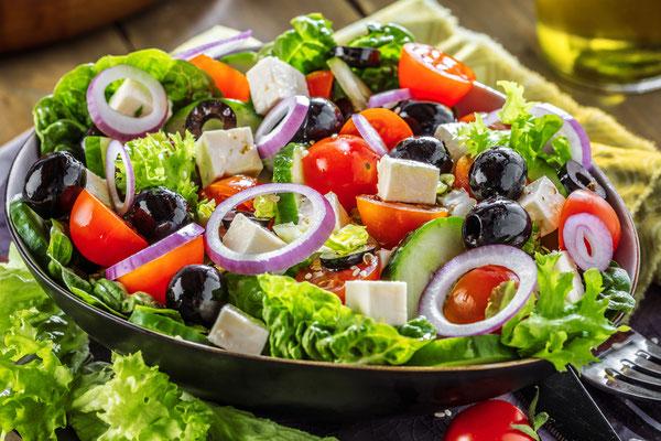 Salat Greek