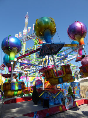 Herbstfest Rosenheim - auch die Kufsteiner und Münchner kommen immer gerne und zahlreich
