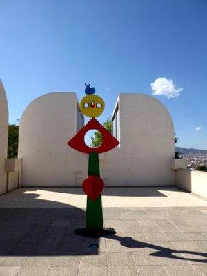 Fundación Juan Miró, Barcelona