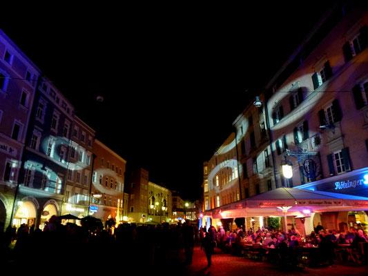 Stadtfest: Rosenheim leuchtet