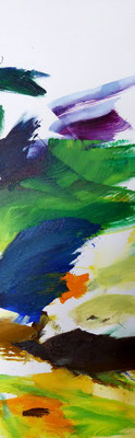 Best of, Acryl auf Leinwand, 60x20cm, 150 €