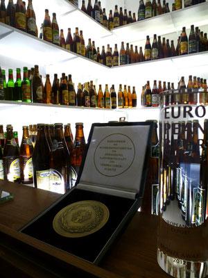 Die Privatbrauerei Flötzinger stellt am Tag der offenen Tür ihre prämierten Biere vor