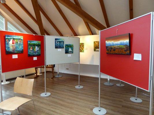 Blick in den Ausstellungsraum