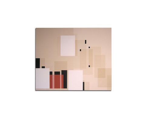 Acrylique sur toile - 90x110x4 cm