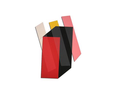 Acrylique sur toile - 130x100x4 cm
