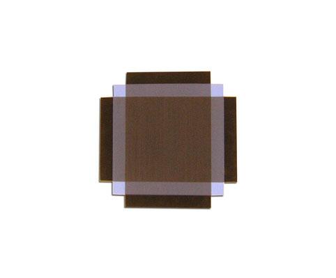 Acrylique sur toile - 70x70x4 cm
