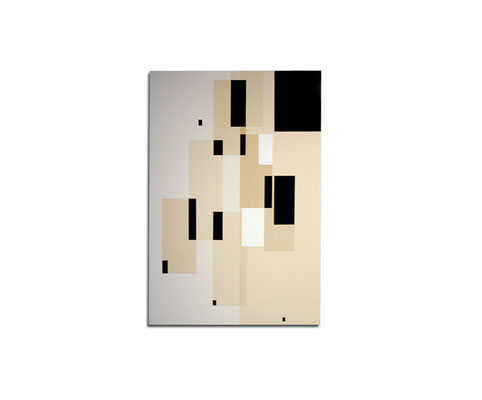 Acrylique sur toile - 110x90x4 cm