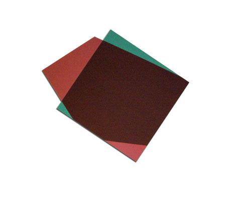 Acrylique sur toile - 100x110x4 cm