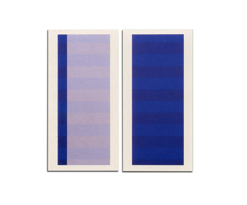 Acrylique sur toile dyptique - 130x110x4 cm