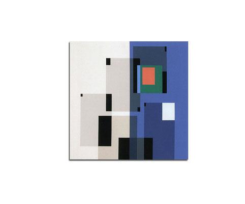 Acrylique sur toile - 105x105x4 cm
