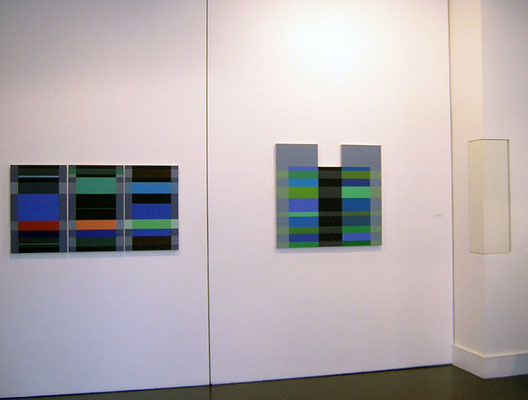 Exposition Galerie Lahumière Paris