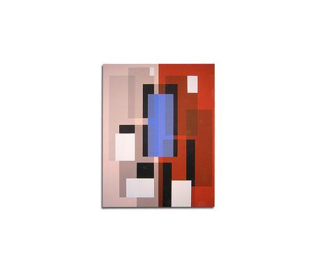 Acrylique sur toile - 90x130x4 cm