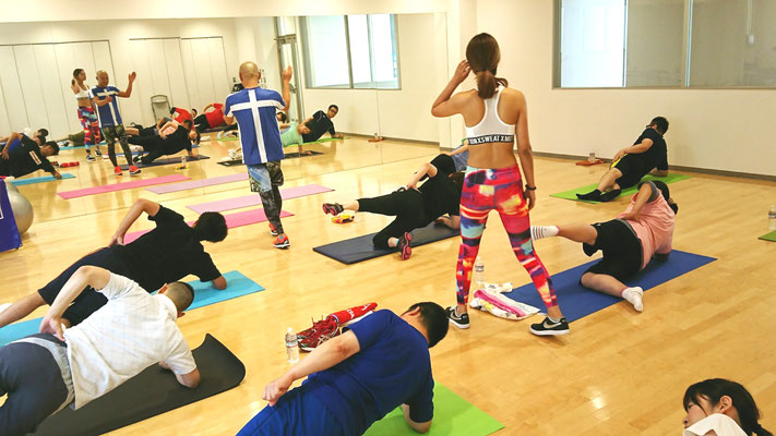 名古屋 スタビライゼーション 体幹トレーニング 体軸トレーニング
