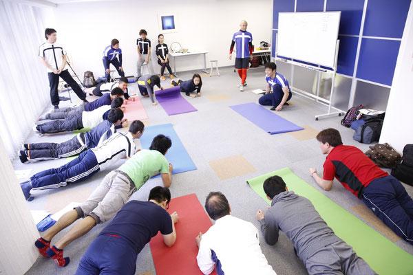 スタビライゼーション BASIC & アドバンサー 認定講習会in名古屋