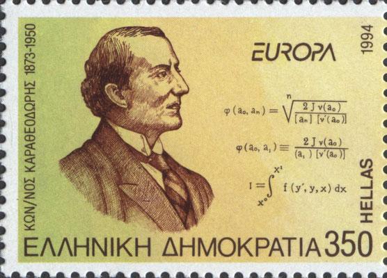 Constantin Caratheodory