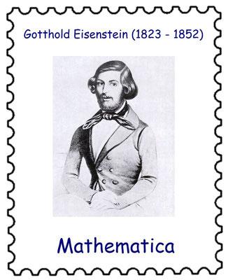 Gotthold Eisenstein