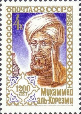 Muhammed al-Kharizmi