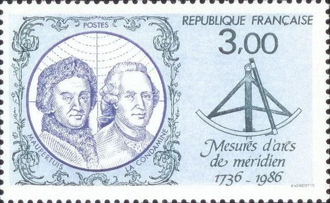 Maupertuis & La Condamine