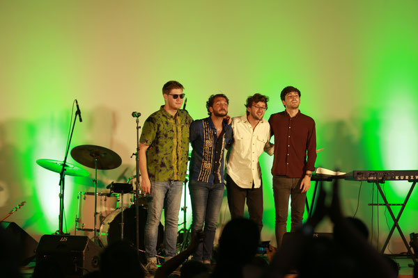 Konzert Indien
