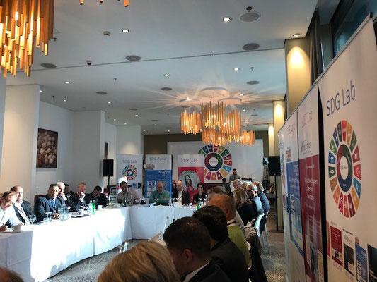 SDG Lab 2019, Davos
