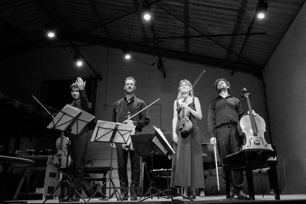 Quatuor Varèse 21/7/17